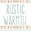 rusticwarmth